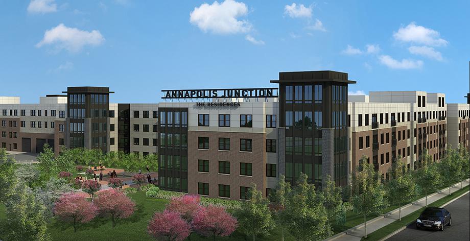 Annapolis Junction Town Center